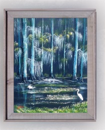 Original painting by Gary Boswell