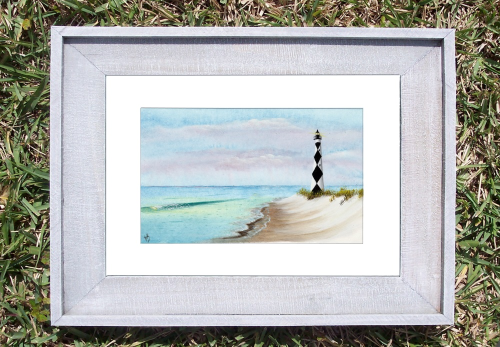Original Watercolor paintings by Gary Boswell